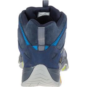 Merrell Moab FST Mid GTX - Chaussures Homme - bleu